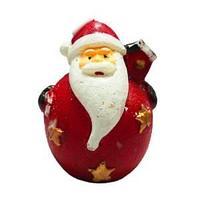Свеча Дед-Мороз 65*70*85 мм
