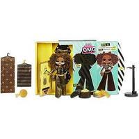 Кукла L.O.L Surprise! O.M.G. Fashion Royal Bee 30 см Большая кукла ЛОЛ Роял Би