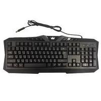 Мультимедийная игровая клавиатура ,104 клавиш+8 доп клавиш