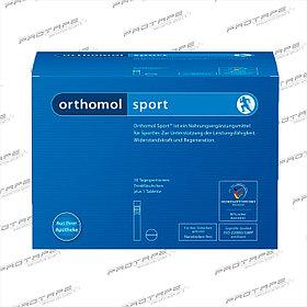 Витаминно-минеральный комплекс Orthomol Sport 30x25мл. / Orthomol DE