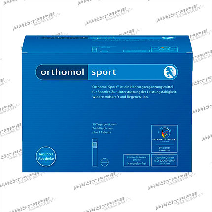 Витаминно-минеральный комплекс Orthomol Sport 30x25мл. / Orthomol DE, фото 2