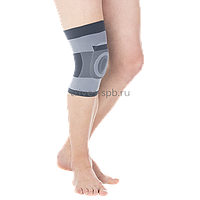 Бандаж компрессионный на коленный сустав с кольцом