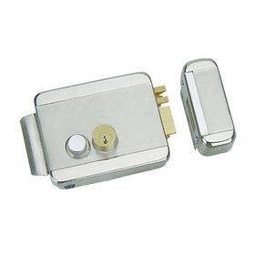 Замок - защёлка электромеханический на пластиковую, металлическую, деревянную дверь SmartLock CT-632. Арт.6276