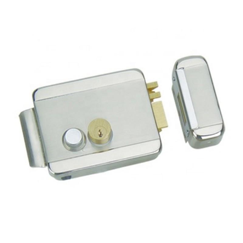 Замок - защёлка электромеханический на пластиковую, металлическую, деревянную дверь SmartLock CT-632. Арт.6276 - фото 1