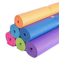 Коврики для йоги ART.Fit (61х173х0.6 см) ПВХ, с чехлом