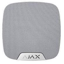 Ajax HomeSiren - Беспроводная домашняя сирена (белый, чёрный).