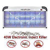 Ловушка для насекомых (630х80х310мм, площадь действия 70 кв.м, 0,04кВт)