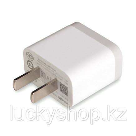 Универсальное USB зарядное устройство Xiaomi (Кит. ст) Белый, фото 2