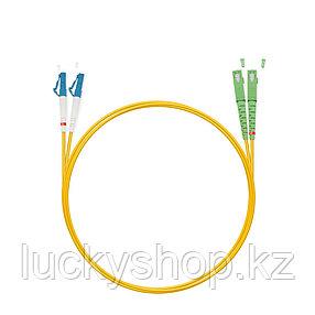 Патч Корд Оптоволоконный SC/APC-LC/UPC SM 9/125 Duplex 3.0мм 1 м, фото 2