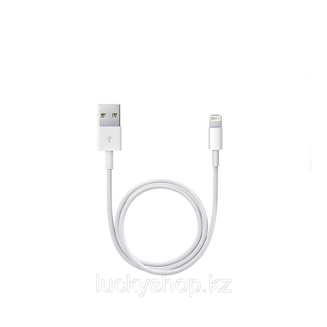 Интерфейсный кабель Xiaomi Lightning Белый - фото 1