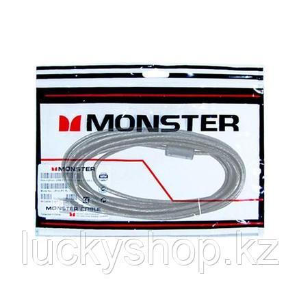 Удлинитель AM-AF Monster Cable 3 м. 5 в., фото 2
