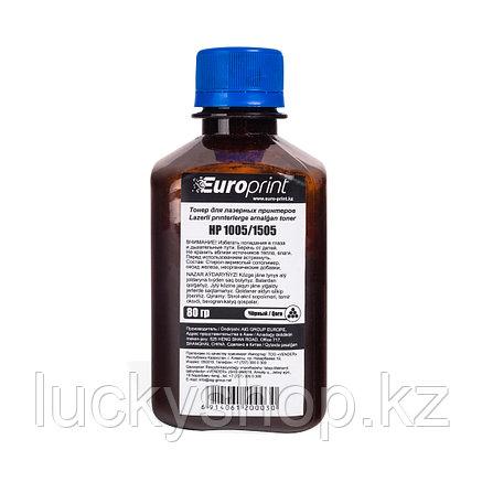 Тонер Europrint HP 1005/1505 (80 гр), фото 2