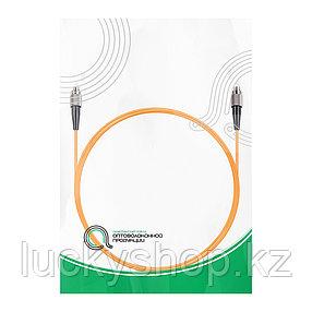 Патч Корд Оптоволоконный FC/UPC-FC/UPC MM OM1 62.5/125 Simplex 3.0мм 1 м, фото 2