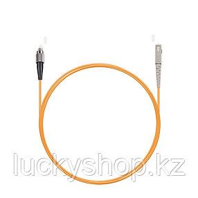 Патч Корд Оптоволоконный FC/UPC-SC/UPC MM OM1 62.5/125 Simplex 3.0мм 1 м, фото 2