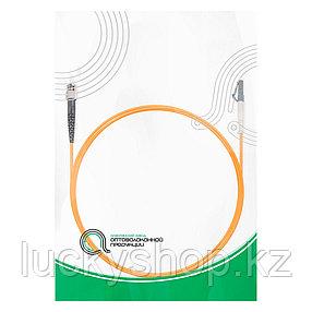 Патч Корд Оптоволоконный LC/UPC-ST/UPC MM OM1 62.5/125 Simplex 3.0мм 1 м, фото 2