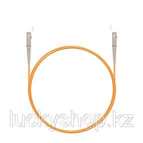 Патч Корд Оптоволоконный SC/UPC-SC/UPC MM OM1 62.5/125 Simplex 3.0мм 1 м, фото 2