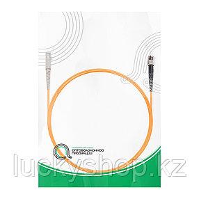 Патч Корд Оптоволоконный SC/UPC-ST/UPC MM OM1 62.5/125 Simplex 3.0мм 1 м, фото 2