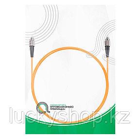 Патч Корд Оптоволоконный FC/UPC-FC/UPC MM OM2 50/125 Simplex 3.0мм 1 м, фото 2