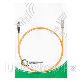 Патч Корд Оптоволоконный FC/UPC-SC/UPC MM OM2 50/125 Simplex 3.0мм 1 м, фото 2