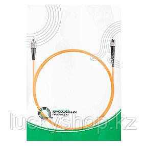 Патч Корд Оптоволоконный FC/UPC-ST/UPC MM OM2 50/125 Simplex 3.0мм 1 м, фото 2