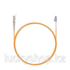 Патч Корд Оптоволоконный SC/UPC-LC/UPC MM OM2 50/125 Simplex 3.0мм 1 м, фото 2
