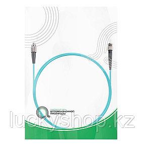 Патч Корд Оптоволоконный FC/UPC-ST/UPC MM OM3 50/125 Simplex 3.0мм 1 м, фото 2