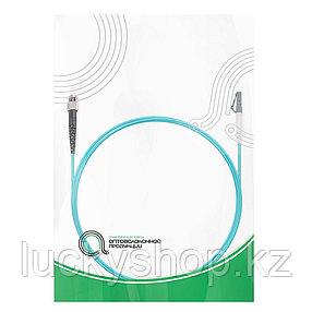 Патч Корд Оптоволоконный LC/UPC-ST/UPC MM OM3 50/125 Simplex 3.0мм 1 м, фото 2