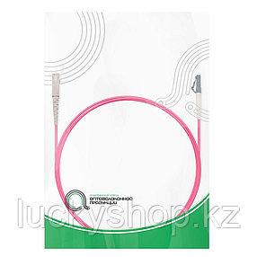 Патч Корд Оптоволоконный SC/UPC-LC/UPC MM OM4 50/125 Simplex 3.0мм 1 м, фото 2