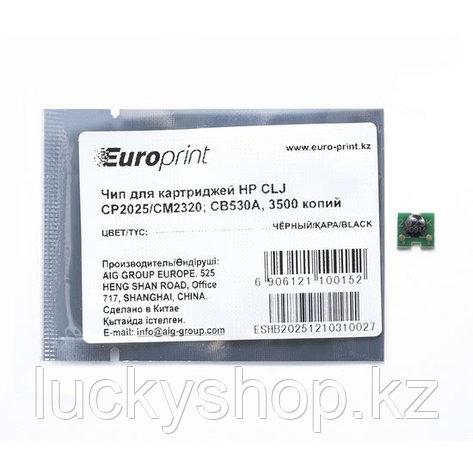 Чип Europrint HP CC530A, фото 2