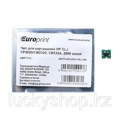 Чип Europrint HP CC532A, фото 2
