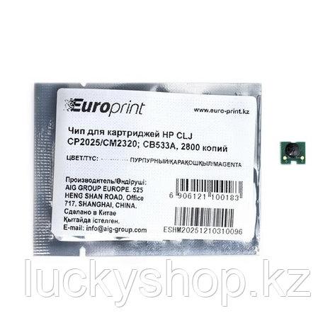 Чип Europrint HP CC533A, фото 2