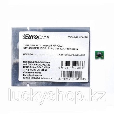 Чип Europrint HP CB542A, фото 2