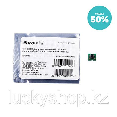 Чип Europrint HP CE340A, фото 2