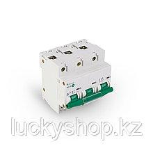 Автоматический выключатель реечный iPower ВА47-100 3Р 100А
