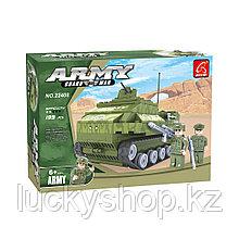 Игровой конструктор Ausini 22408 АРМИЯ (199 деталей в наборе)