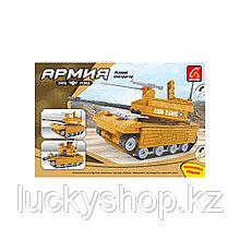 Игровой конструктор Ausini 22504 АРМИЯ (229 деталей в наборе)