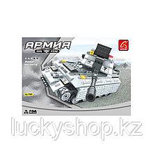 Игровой конструктор Ausini 22601 АРМИЯ (301 деталь в наборе)