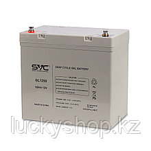 Аккумуляторная батарея SVC GL1250 12В 50 Ач (230*138*174)