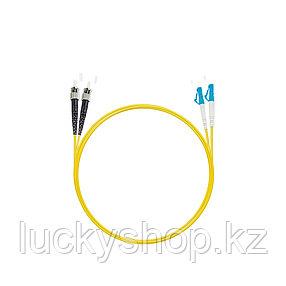 Патч Корд Оптоволоконный LC/UPC-ST/UPC SM 9/125 Duplex 3.0мм 3 м, фото 2