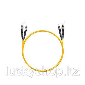 Патч Корд Оптоволоконный ST/UPC-ST/UPC SM 9/125 Duplex 3.0мм 3 м, фото 2