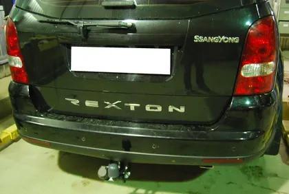 ТСУ на а/м  SSANG YONG Rexton II 2006/7