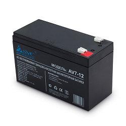 Аккумулятор SVC 7 А/ч для ИБП