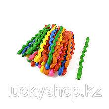 Воздушные шарики в форме спирали 1111-0363 (10 шт. в пакете)