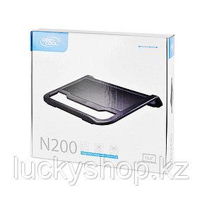 "Охлаждающая подставка для ноутбука Deepcool N200 15,6"", фото 2"
