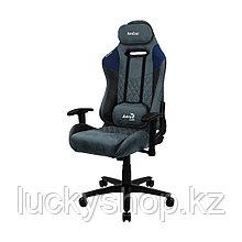 Игровое компьютерное кресло Aerocool DUKE Steel Blue