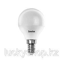 Эл. лампа светодиодная Camelion LED7-G45/830/E14, Тёплый