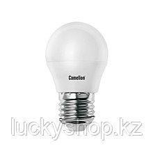 Эл. лампа светодиодная Camelion LED7-G45/845/E27, Холодный