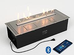 Автоматический биокамин Good Fire 700 RC INOX