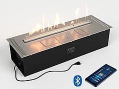 Автоматический биокамин Good Fire 800 RC INOX