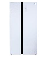 HC-689WEN(WG)/холод-к Midea стеклянные двери